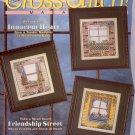 CROSS STITCH MAGAZINE # 42 BACK ISSUE AUGUST - SEPTEMBER 1997 NEAR MINT