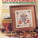 CROSS STITCH MAGAZINE # 49 BACK ISSUE OCTOBER - NOVEMBER 1998 NEAR MINT