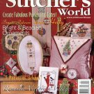STITCHER'S WORLD BACK ISSUE MAGAZINE JANUARY 2005 NEAR MINT