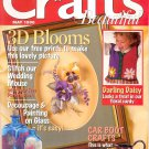 CRAFTS BEAUTIFUL BACK ISSUE MAGAZINE MAY 1996 NEAR MINT