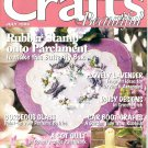 CRAFTS BEAUTIFUL MAGAZINE JULY 1996 BACK ISSUE MINT NEW OLD STOCK