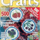 CRAFTS BEAUTIFUL BACK ISSUE MAGAZINE SEPTEMBER 1996 MINT