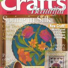CRAFTS BEAUTIFUL MAGAZINE 97/04 - APRIL 1997 BACK ISSUE MINT NEW OLD STOCK