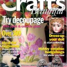 CRAFTS BEAUTIFUL MAGAZINE 97/05 - MAY 1997 BACK ISSUE MINT NEW OLD STOCK