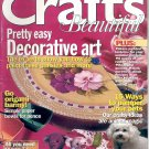CRAFTS BEAUTIFUL MAGAZINE 97/10 - OCTOBER 1997 BACK ISSUE NEAR MINT