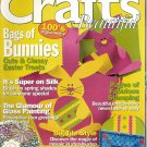 CRAFTS BEAUTIFUL MAGAZINE APRIL 1998 BACK ISSUE MINT NEW OLD STOCK