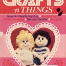 CRAFTS N THINGS BACK ISSUE MAGAZINE JANUARY FEBRUARY 1983 GOOD CONDITION