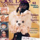 SOFT DOLLS & ANIMALS BACK ISSUE SEWING CRAFTS MAGAZINE WINTER 1999 MINT