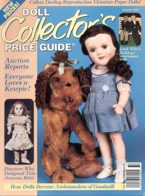 DOLL COLLECTOR'S PRICE GUIDE BACK ISSUE MAGAZINE SUMMER 1997 MINT