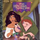 DISNEYS THE HUNCHBACK OF NOTRE DAME LITTLE GOLDEN BOOK 1996 CHILDREN'S HARDBACK # 2 NEAR MINT