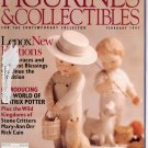 FIGURINES & COLLECTIBLES MAGAZINE FEB 1997 LENOX BEATRIX POTTER STONE CRITTERS MARY ANN NMINT # 2