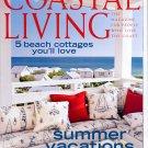 COASTAL LIVING MAGAZINE JULY AUG 2008 SUMMER VACATIONS FROM COAST TO COAST MINT
