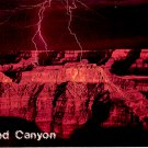 GRAND CANYON NATIONAL PARK AT POINT SUBLIME - ARIZONA COLOR PICTURE POSTCARD #4 UNUSED MINT