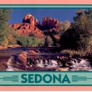 CATHEDRAL ROCK SEDONA ARIZONA COLOR PICTURE POSTCARD #6 UNUSED MINT