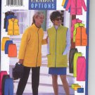 BUTTERICK #5150 MISSES JACKET VEST SKIRT PANTS & TUBE SIZE 14-18 PATTERN UNCUT OUT OF PRINT 1997 NM