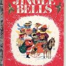 A LITTLE GOLDEN BOOK- JINGLE BELLS # 458 CHILDRENS HARDBACK BOOK 1964 GOOD CONDITION