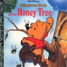 A LITTLE GOLDEN BOOK-DISNEYs WINNIE THE POOH AND THE HONEY TREE # 2 CHILDREN'S HARDBACK BOOK 1994 VG