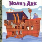 A LITTLE GOLDEN BOOK - NOAH'S ARK 1ST EDITION CHILDREN'S HB BOOK 2003 NMINT TO MINT