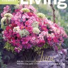 MARTHA STEWART LIVING BACK ISSUE MAGAZINE JUNE 2000 - PHLOX-POTATO SALAD-BRISTOL GLASS NMINT