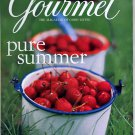 GOURMET GOOD LIVING COOKING BACK ISSUE MAGAZINE JULY 1997 NEAR MINT