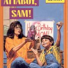 ATTABOY, SAM  BY LOIS LOWRY 1992 PAPERBACK BOOK NEAR MINT
