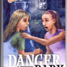 CREATIVE GIRLS CLUB MYSTERY DANGER AFTER DARK BY ELLIE McDONALD CHILDRENS PB BOOK 2005NM
