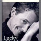 LUCKY MAN - A MEMOIR BY MICHAEL J. FOX 2002 HARDCOVER 1ST ED. BOOK NM