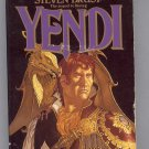 YENDI ~ THE SEQUEL TO JHEREG BY STEVEN BRUST 1984 FANTASY PAPERBACK BOOK VG