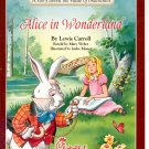 CHICK-FIL-A CLASSIC STORIES VALUETALES - ALICE IN WONDERLAND CHILDRENS SOFTCOVER BOOK 2004 VG