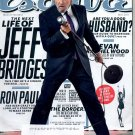 ESQUIRE MAGAZINE ~ MAY 2011 ~ THE NEXT LIFE OF JEFF BRIDGES & IS RON PAUL CRAZY? NM