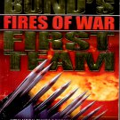 FIRES OF WAR - FIRST TEAM BY LARRY BONDS PAPERBACK BOOK 2007 NM