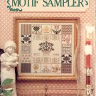 CRAFT BOOK - MOTIF SAMPLER CROSS STITCH BY JUST CROSS STITCH LEAFLET NM