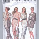 SIMPLICITY NEW LOOK PATTERN # 6105 WOMENS JACKET SKIRT TOP & PANTS SIZE 8-18 CUT
