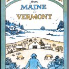 HOOPER'S PASTURE ~ FROM MAINE TO VERMONT BY JOHN S. HOOPER HARDCOVER W/DUSTJACKET NEAR MINT