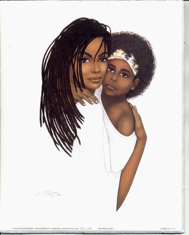 1996 PRINT #44: MOTHER LOVE 8 X 10 MINT