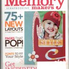 MEMORY MAKERS SCRAPBOOKING CRAFT MAGAZINE APRIL 2007 MINT