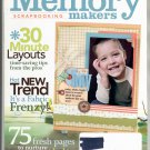 MEMORY MAKERS SCRAPBOOKING CRAFT MAGAZINE MAY 2007 MINT