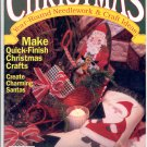 CHRISTMAS YEAR-ROUND NEEDLEWORK & CRAFT IDEAS BACK ISSUE MAGAZINE NOV DEC 1992 MINT