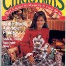 CHRISTMAS YEAR-ROUND NEEDLEWORK & CRAFT IDEAS BACK ISSUE MAGAZINE JAN FEB 1993 MINT