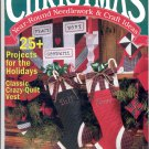 CHRISTMAS YEAR-ROUND NEEDLEWORK & CRAFT IDEAS BACK ISSUE MAGAZINE JAN FEB 1994 MINT
