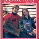 LEISURE ARTS THE MAGAZINE BACK ISSUE MAGAZINE FEBRUARY 1995 NEAR MINT