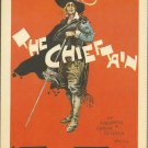 ART NOUVEAU POST CARD DUDLEY HARDY LONDON 1895 THEATER POSTER THE CHIEFTAIN 1994 NEAR MINT
