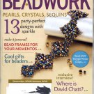 BEADWORK MAGAZINE W/ 19 PROJECTS BACK ISSUE CRAFTS MAGAZINE DEC 2009 / JAN 2010 NEAR MINT