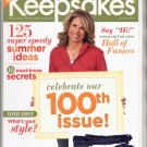 CREATING KEEPSAKES SCRAPBOOKING CRAFT MAGAZINE JULY 2007 NEAR MINT