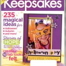 CREATING KEEPSAKES SCRAPBOOKING CRAFT MAGAZINE OCTOBER 2007 NEAR MINT