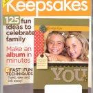 CREATING KEEPSAKES SCRAPBOOKING CRAFT MAGAZINE NOVEMBER 2007 NEAR MINT