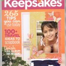 CREATING KEEPSAKES SCRAPBOOKING CRAFT MAGAZINE JULY 2008 NEAR MINT