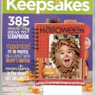 CREATING KEEPSAKES SCRAPBOOKING CRAFT MAGAZINE OCTOBER 2008 NEAR MINT