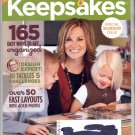 CREATING KEEPSAKES SCRAPBOOKING CRAFT MAGAZINE MARCH 2009 NEAR MINT