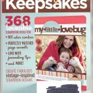 CREATING KEEPSAKES SCRAPBOOKING CRAFT MAGAZINE FEBRUARY 2010 NEAR MINT
